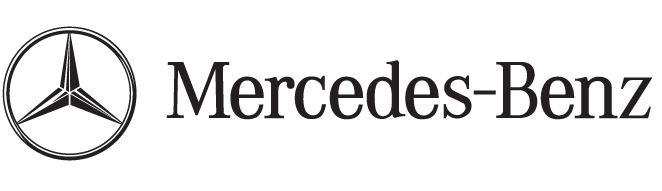 Mercedes-Benz horizontal logo. RELATED ARTICLES