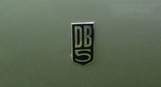 db5 shield emblem