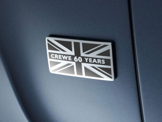bentley continental gt diamond series crewe emblem 06