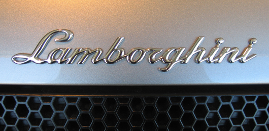 Lamborghini Related Emblems Cartype