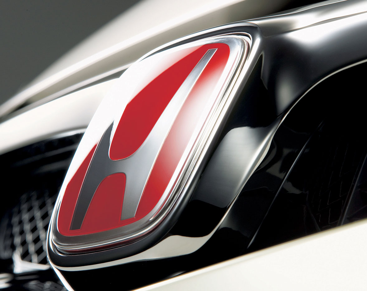 Honda related emblems | Cartype