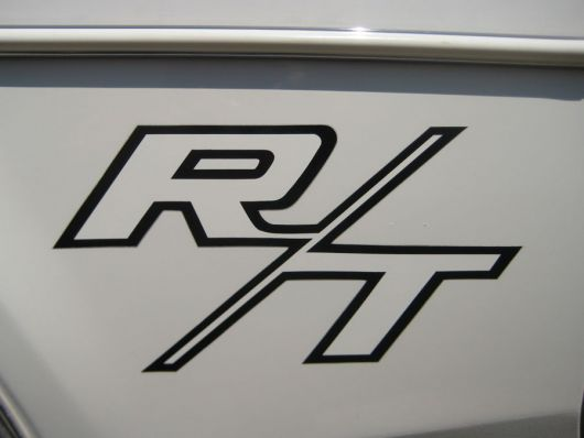 rt decal dodge aspen 77