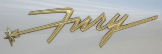 plymouth fury 1