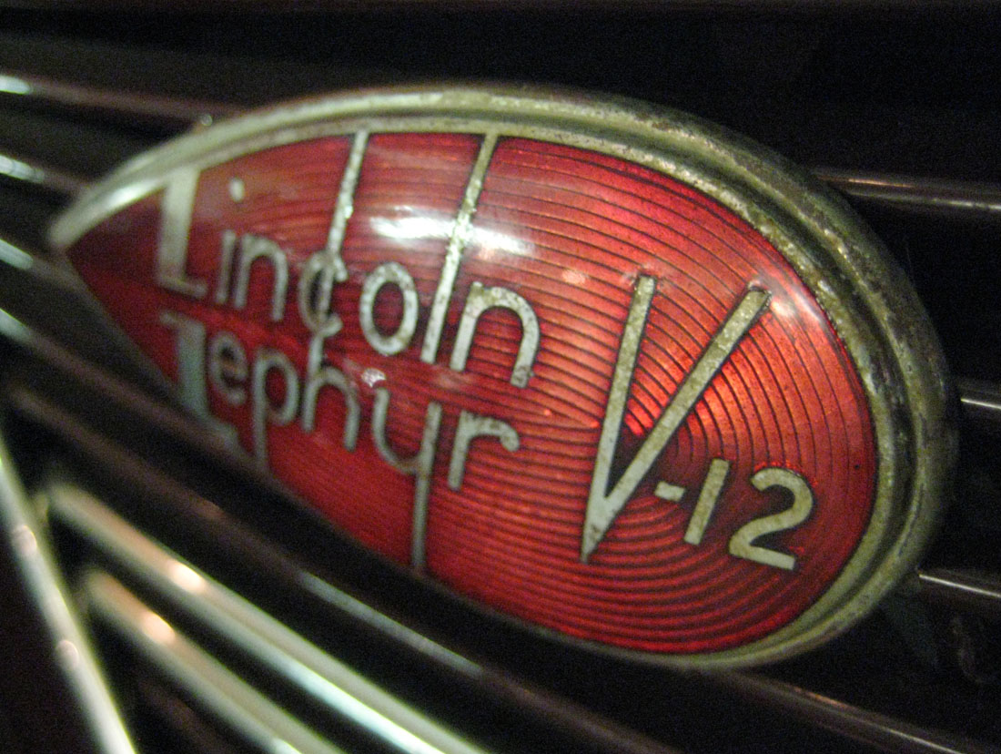 Lincoln related emblems | Cartype