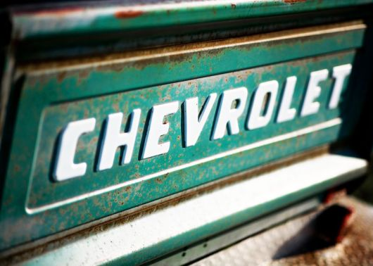 chevrolet pick up tailgate