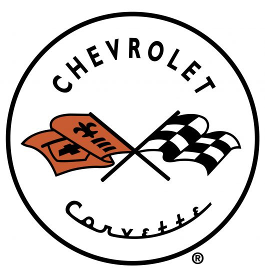 chevy c1 corvette logo 53