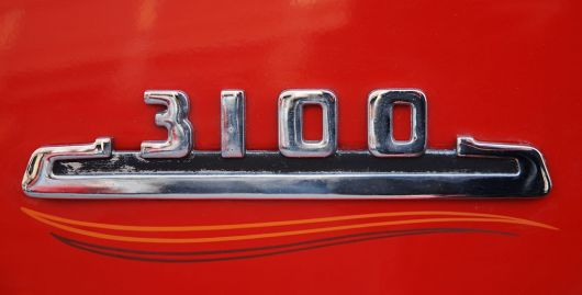 chevy pickup 3100 emblem 53
