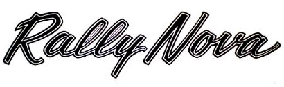 chevy rally nova decal 71 72