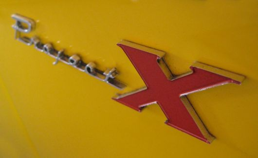 project x emblem chevy belair 2 sm
