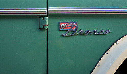 bronco ford 2