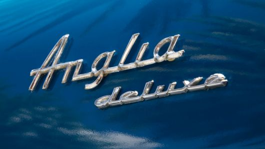ford anglia deluxe emblem 1 66