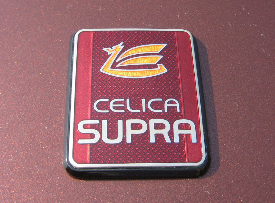 Toyota related emblems | Cartype