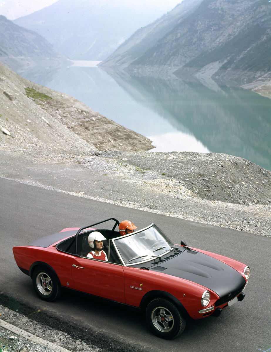 Fiat Abarth Cartype 1970 124 Spider Convertible