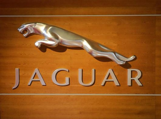 jaguar dealer sign