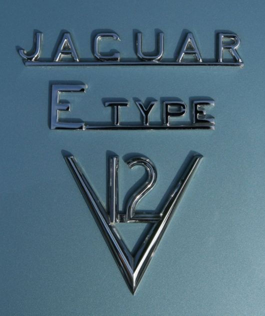 jaguar e type v12