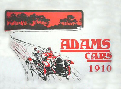 adams veteran car range brochure 10
