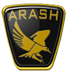 arash new logo