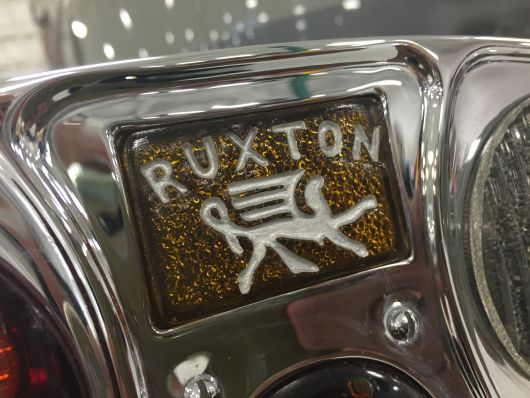 rear light emblem ruxton 32 2