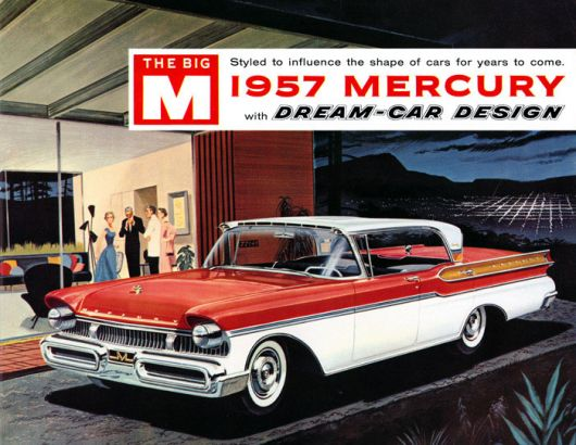 mercury turnpike cruiser brochure 57