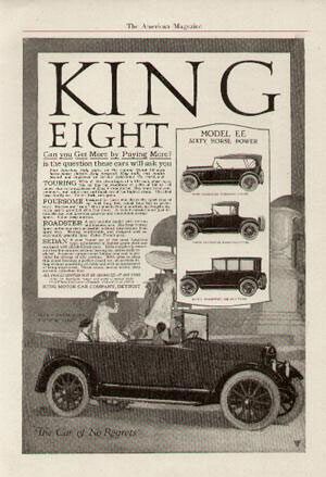 king eight ad