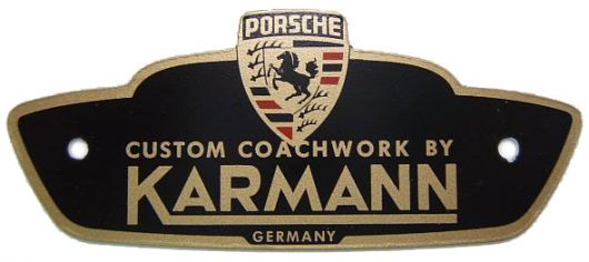 karmann badge 11