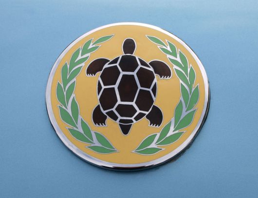 gordon keeble tortoise emblem 64