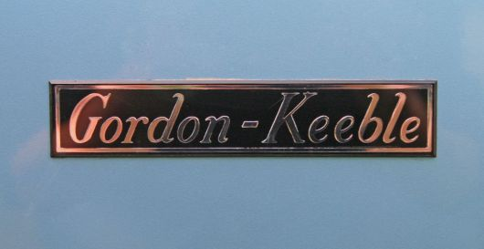 gordon keeble type emblem 64