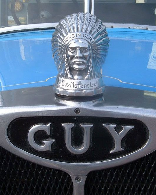 guy motors badge