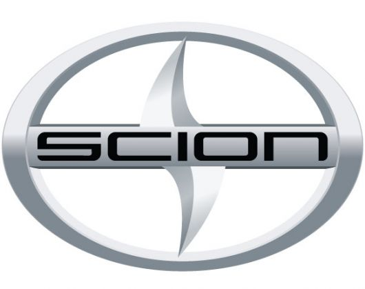 scion 3d logo