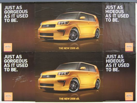 scion xb posters 07