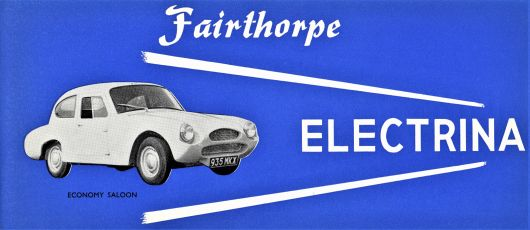 fairthorpe electrina 61