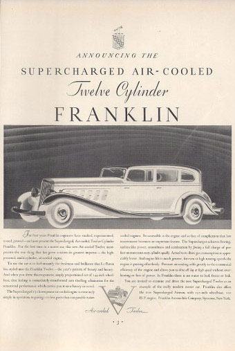 franklin 12 cylinder supercharged 32