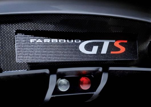 farboud gts emblem