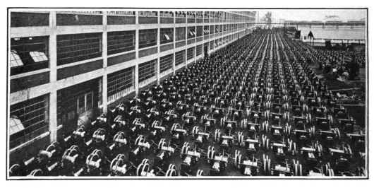 1000 fords 1913