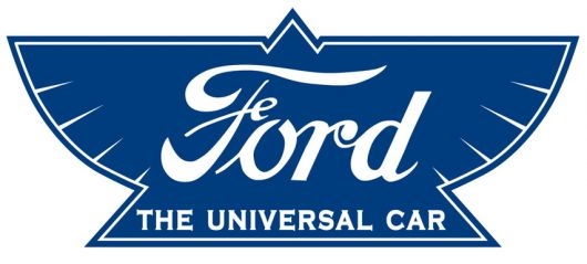 ford universal car logo 12