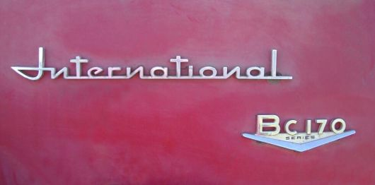 international bc170 emblem