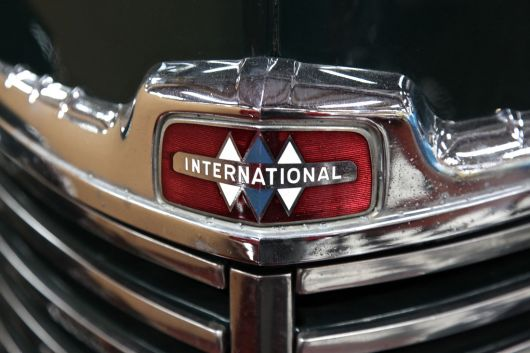 international kb2 panel truck international emblem lg 47 2
