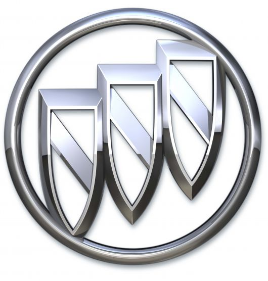 buick logo crests