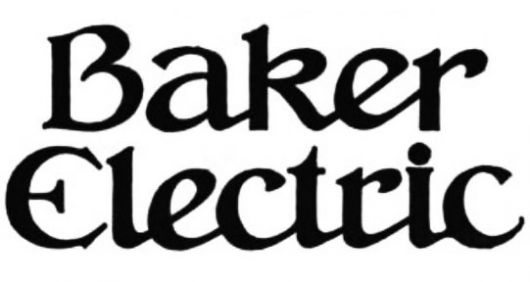 baker electric logo 1