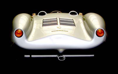 porsche spyder 550 scale car 1