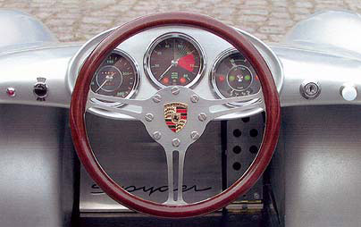 porsche spyder 550 scale car 5