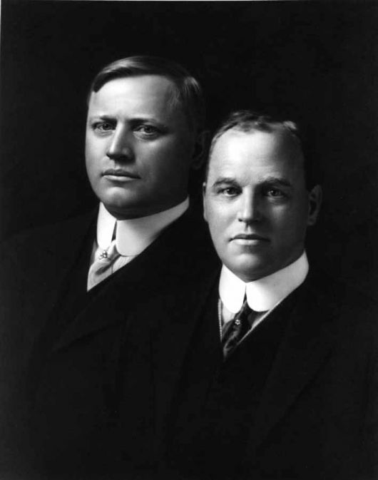 dodge brothers portrait