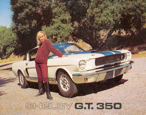 shelby gt350 catalog 66