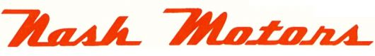 nash motors logo