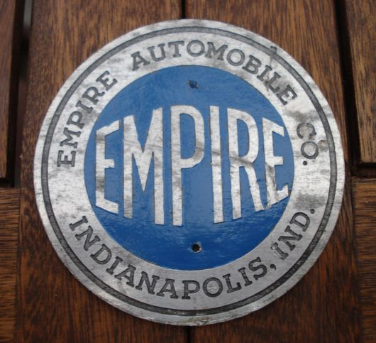 empire radiator badge