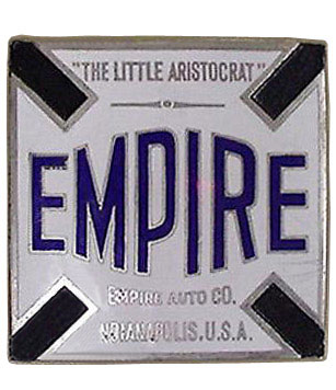 empire radiator emblem