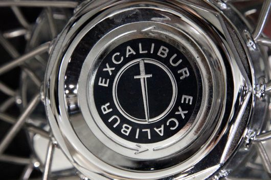 excalibur series iii roadster wheelhub lg 78 01
