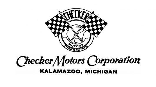 checker logo 1960s