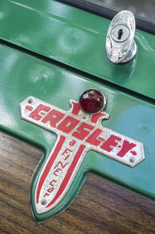 crosley a fine car emblem flickr r gust smith