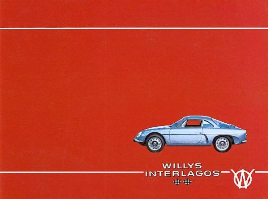 willys interlagos cat 66